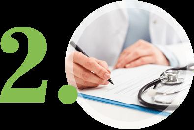 new patient paperwork prior