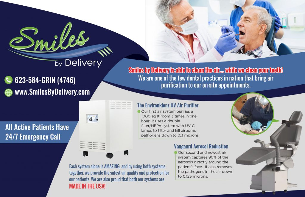 Mobile Dental Clinic Near Surprise AZ